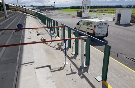 Barrier Testing Service - Load Test Solutions
