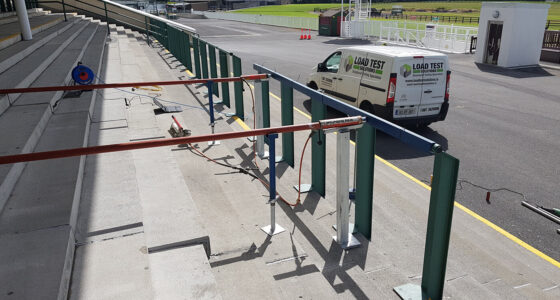 Barrier Testing Service - Load Test Solutions