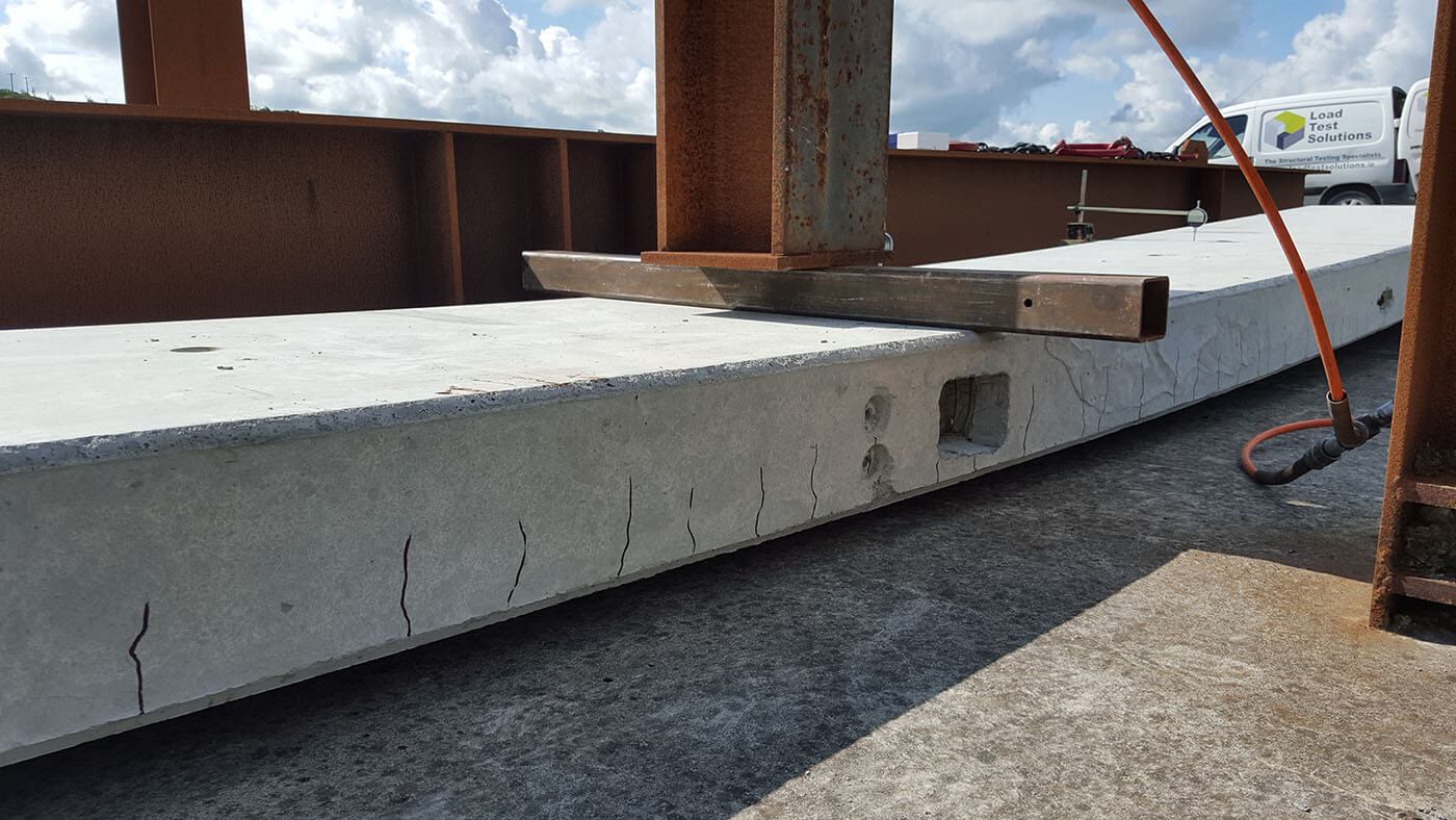 Precast Element Testing - Loat Test Solutions