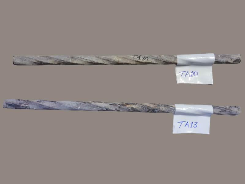 Steel Sampling & Testing 2 - Structural Investigation
